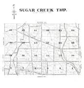 Sugar Creek Township, Gomer, Allen County 1946